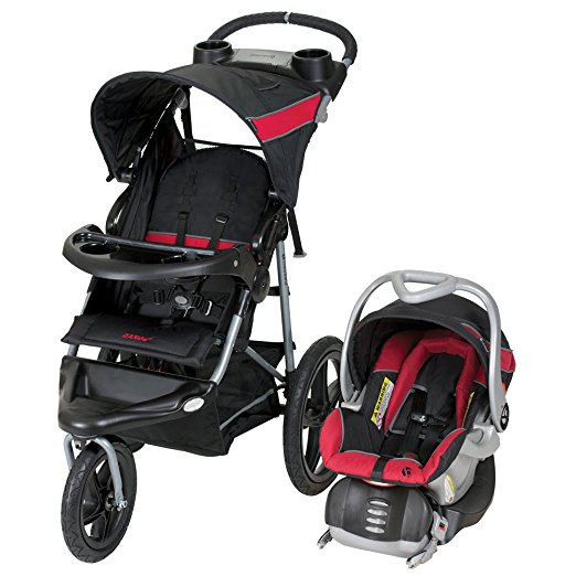 Baby Trend Jogger Travel System Review