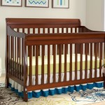 Delta 4 in 1 Crib – Safe, Stylish, Versatile