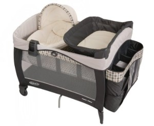Graco Pack n Play with Newborn Napper