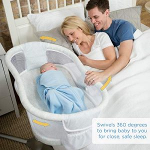 Halo Bassinest Swivel Sleeper