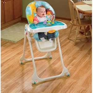 Fisher Price Precious Planet Sky Blue High Chair