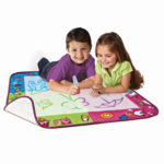 Encourage Their Creative Expression with an AquaDoodle Mat