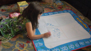 kid's activity mat