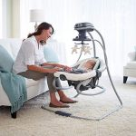 Graco Duet Soothe Swing & Rocker
