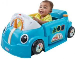 Fisher Price Laugh & Learn Smart Stages Car