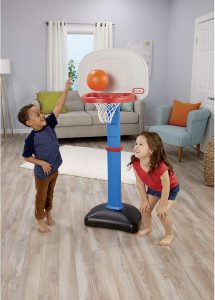Christmas gifts for toddlers - Little Tikes Easy Score Basketball Set