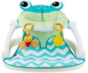 Citrus Frog Seat